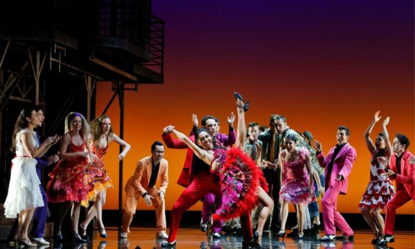 Show and Stay Package - West Side Story