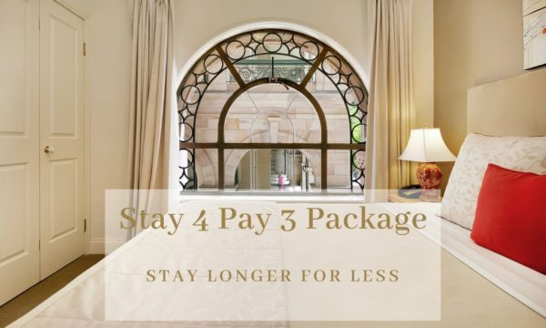 Stay 4 Pay 3 Offer